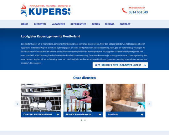 Loodgieter Kupers